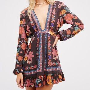 FP Floral Dress NWOT