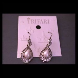 Beautiful Trifari Earrings