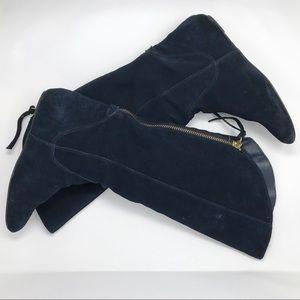 Steve Madden 'Limberr' Knee-High Suede Boots