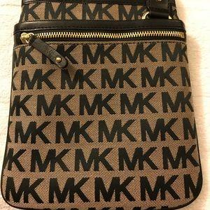 Michael Kors Small Khaki Crossbody - NWOT