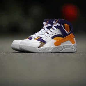 """Nike Air Flight Huarache """"Lakers"""""""