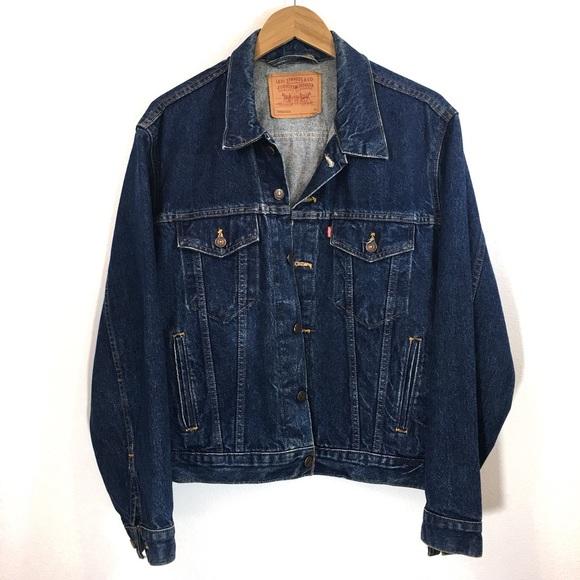 Levi's Other - Vintage men's LEVI'S denim jacket