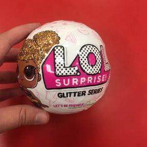 L.O.L Surprise Glitter Series Ball