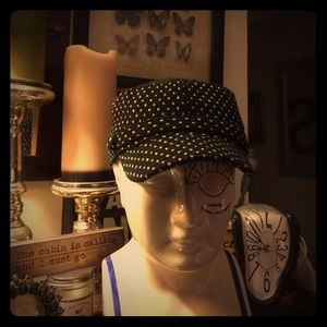 D&Y military style cadet hat.