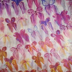 MELTING Butterflies Scarf