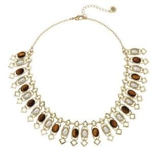 House of Harlow Lady of Grace Statement Necklace