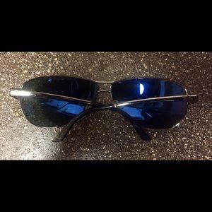Ray band warrior sun glasses