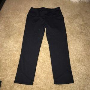 Plain black fabletics leggings. Never worn