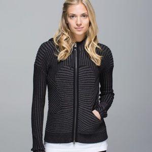 Lululemon embrace hoodie knit size 2 RARE