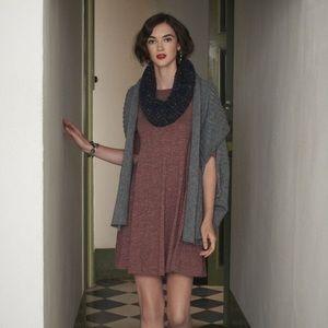 Anthropologie Ganni Swing Dress Sz Small EUC