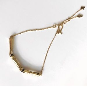 House of Harlow 1960 Gold Bracelet