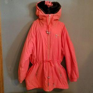 Chic & Fur LOFT Warm Winter Coat
