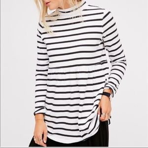 Free People Mod About it top