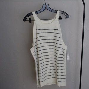 Knit Tank Top (Vince. Style)