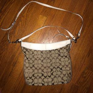 Authentic Coach purse (obo)