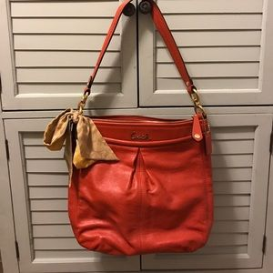 Coach Hobo Bag - PERFECT Color For Fall!