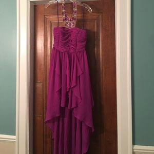 Adrianna Papell formal prom dress size 7 8