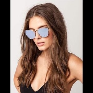 Quay All My Love Sunglasses • Mirrored Sunnies ☀️