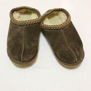 UGG Tasman Women's Brown Slip Ons