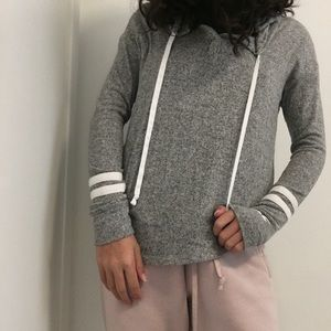 Cozy fleece hoodie