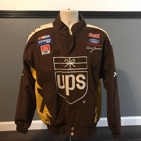 Chase Authentics Other - Chase Authentics Dale Jarrett # 88 Med Jacket