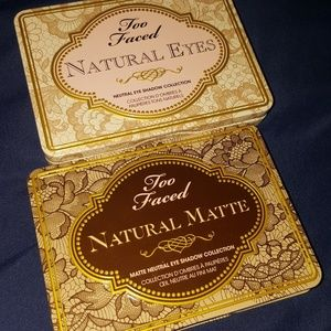 TOO FACED NATURAL EYES/ TOO FACED NATURAL MATTE