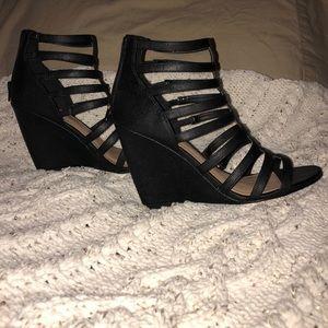 Express wedge heels