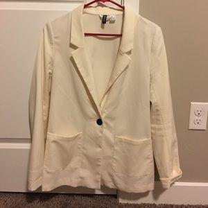 Cream H&M Blazer - Size 8