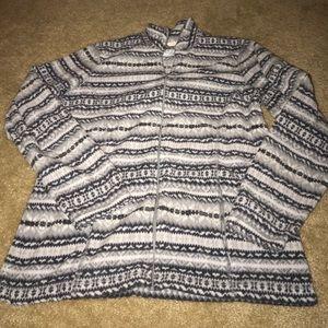 Super cute LLBean fleece jacket
