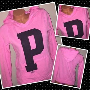 VS PINK Pullover hoodie SMALL