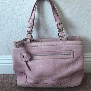 Coach Medium Pink purse