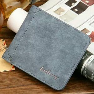Other - New beautiful leather men's wallet
