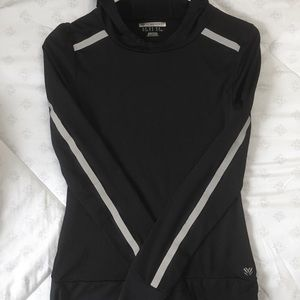 Black Forever 21 Workout Hoodie
