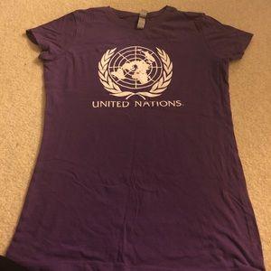 United Nations Shirt