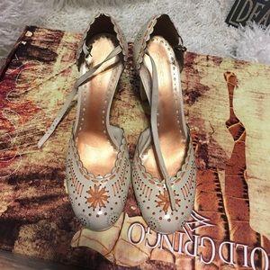 "4/$50 BCBGirls 4""heels leatherupper made in Brazil"