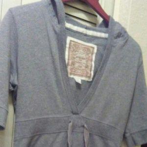 Vintage hoodie sweatshirt.