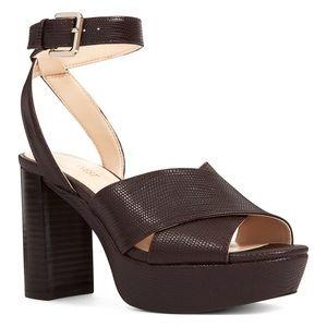Nine West 'Merce' Ankle Strap Sandals