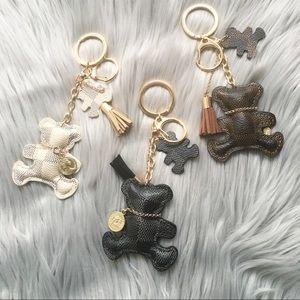Cute Teddy Bear Key Chain💕