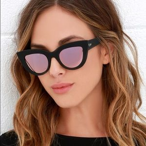Quay Australia Kitti Sunglasses (Pink)