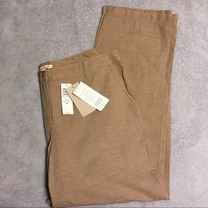 """🆕 Eileen Fisher """"Stone"""" Trouser Pants NWT"""
