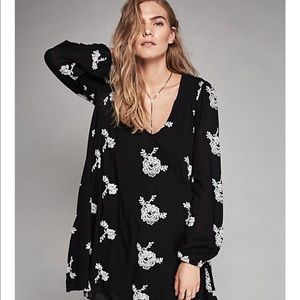 Free People 'Embroidered Austin' dress