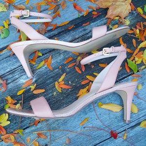 Nine West sandals, small heel, 9.5