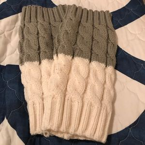 Accessories - Knitted Boot Cuffs