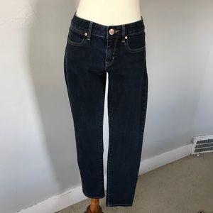 GAP Always Skinny 1969 Jeans. 27/4 Ankle