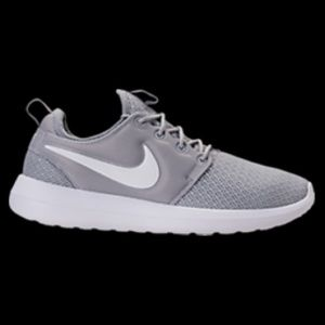 Women's Gray Nike Roche Two