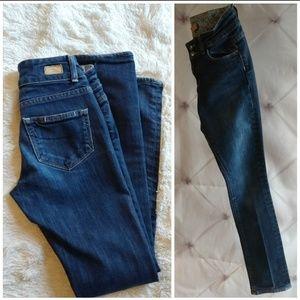 Paige Hidden Hills Jeans