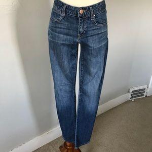 GAP Always Skinny Jeans Size 27/4 Ankle