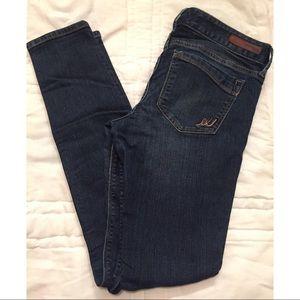 Express Stella Low Rise Jeans
