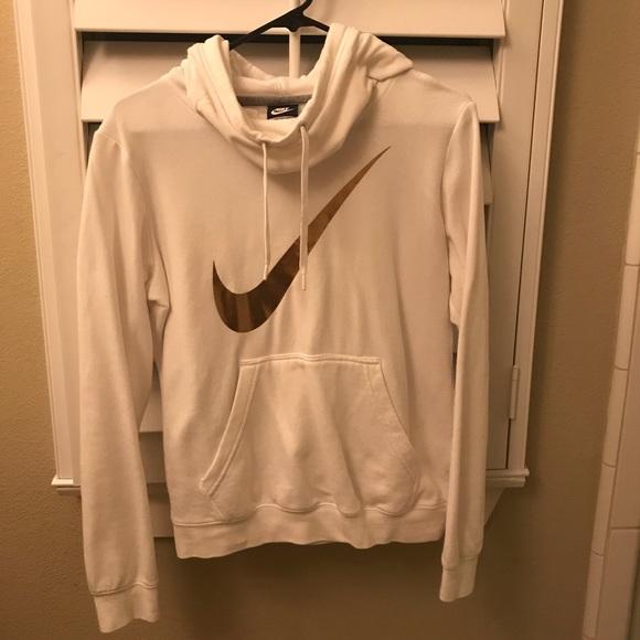 sweat shirt nike rose