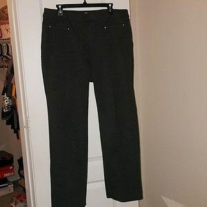 JM Collection Ponte Pants